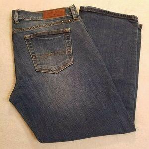 Lucky Brand Jeans Womens Sweet N Crop Capri 823